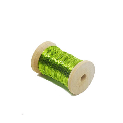 Pistachio Enamel Copper Wire