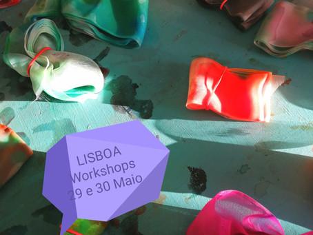 15% desconto Workshop. LISBOA