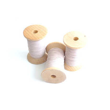 Ivory Enamel Copper Wire