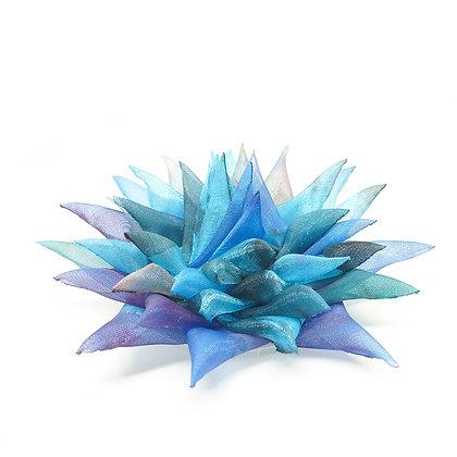 Imaginary Plants Brooch  (triangular petals) Video Tutorial