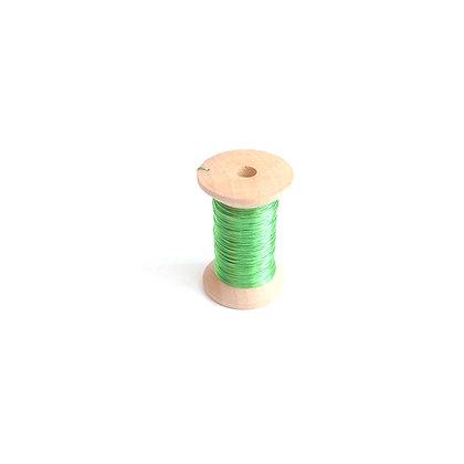 Emerald copper wire