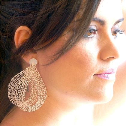 """Video-tutorial: """"FLY"""" earrings + Jewellery KIT"""