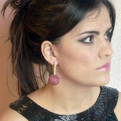 Earrings Blooming Collection