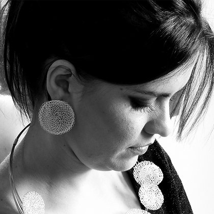 Earrings Spheres Collection