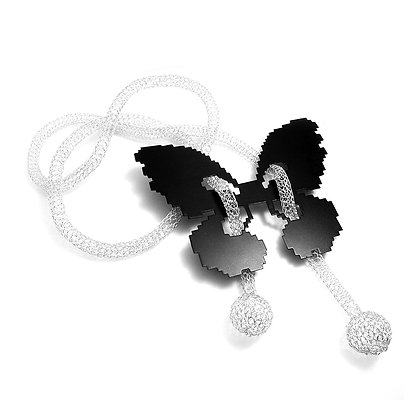 Necklace Heritage Collection - Butterfly