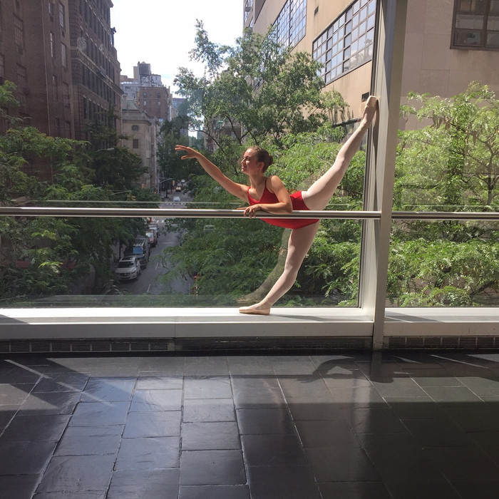 My First Day at the Bolshoi Summer Intensive!
