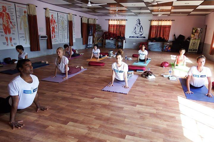 Avoid Locking Elbows in Urdhva Mukha Sva