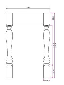 SY-JIEFP Line Drawing