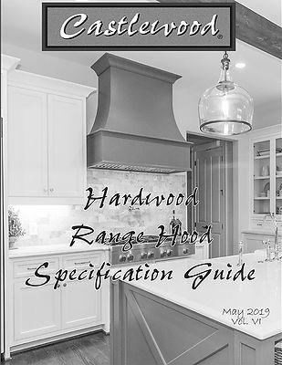 Castlewood 2019 Range Hood Specification