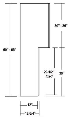 SY-FPP-666 Pillar (side view)