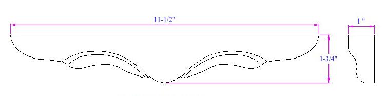 SY-PF-170 Linedrawing