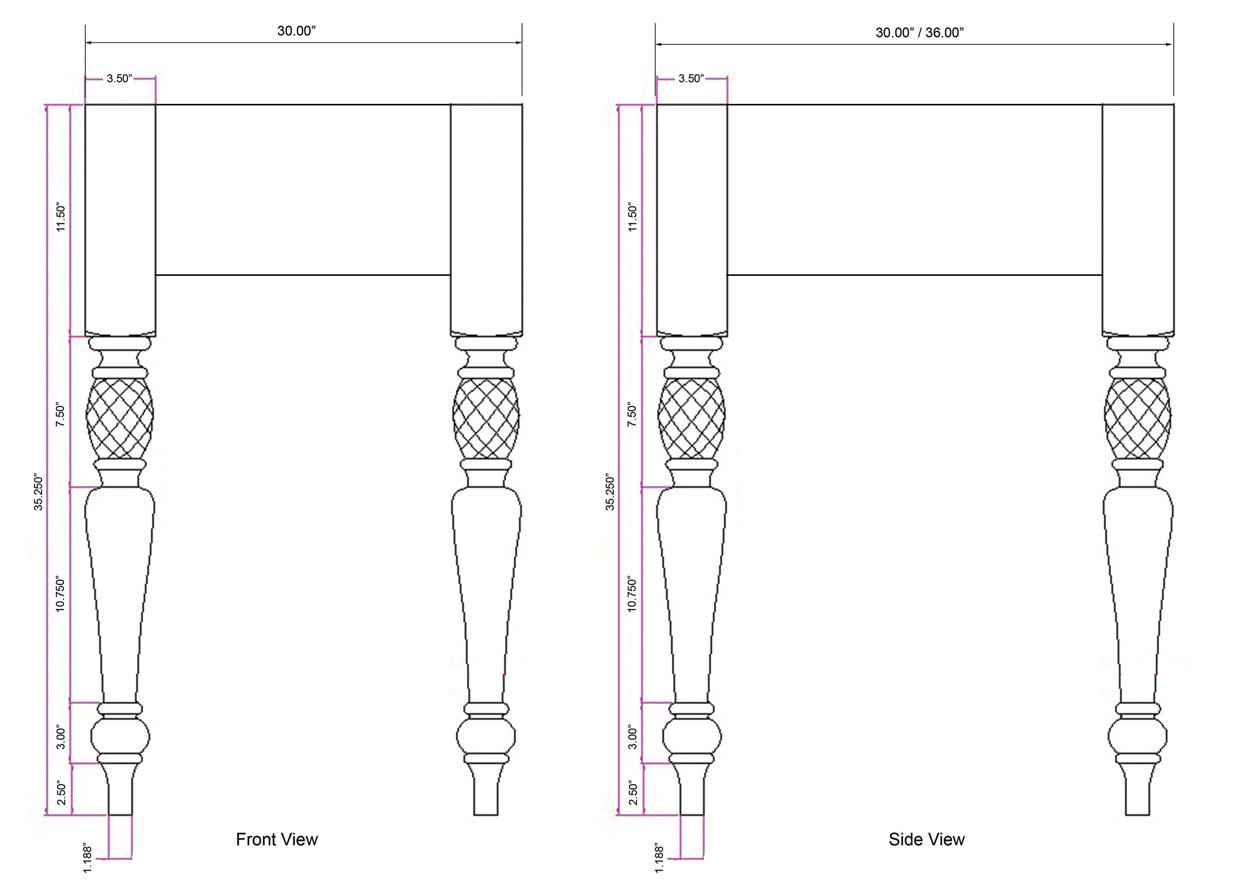SY-IBEW Line Drawing