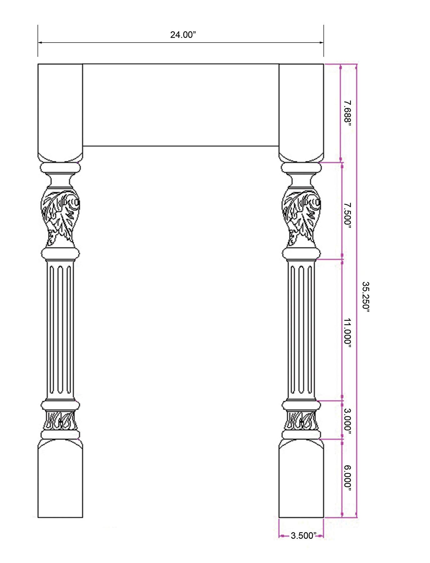 SY-JIEAP Line Drawing