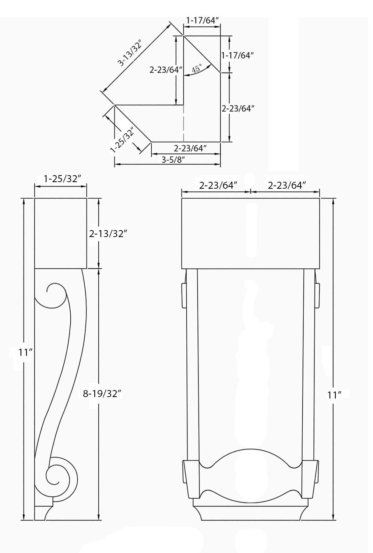 SY-CA-123 Drawing