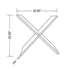 W-WR-X Line drawing