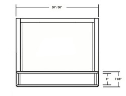 SY-JCVHF CONVEX RANGE HOOD FRONT (front view)