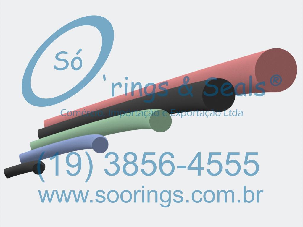 anel o'ring soorings