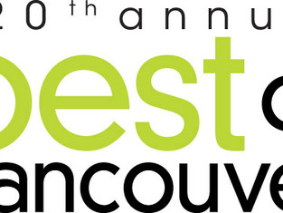 The Best of Vancouver – Vote for Dr. Yu   最佳温哥华评选:请投于博士一票!