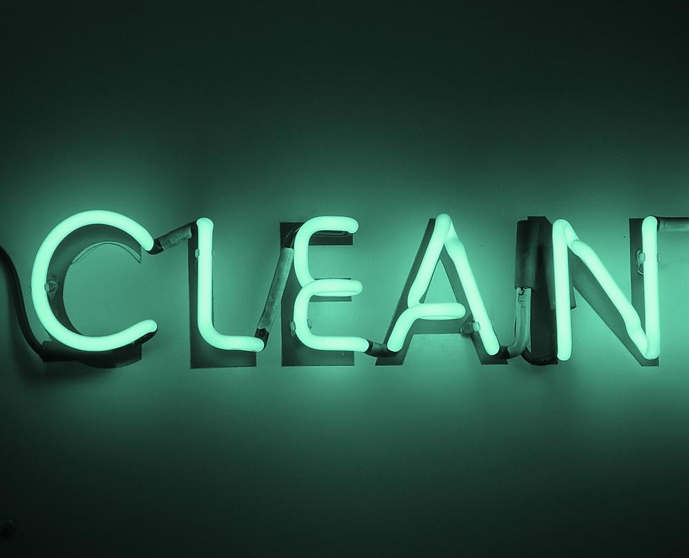 Clean = Tiszta
