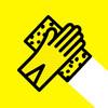 Takrító Kommndó logó