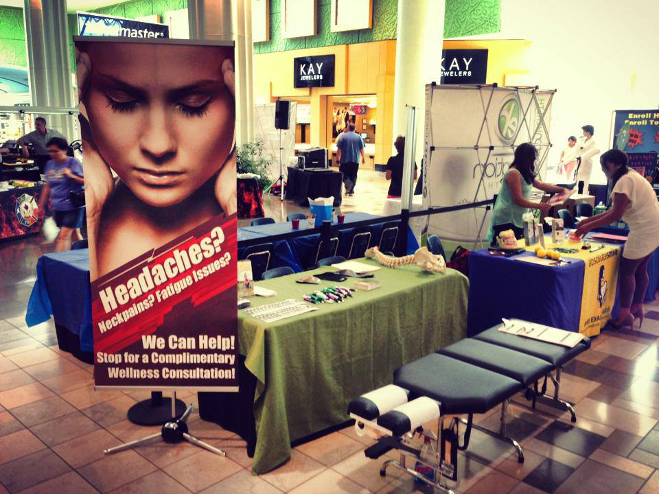 Outreach Event @ Northeast Mall