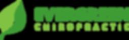 Evergreen Chiropractic Logo