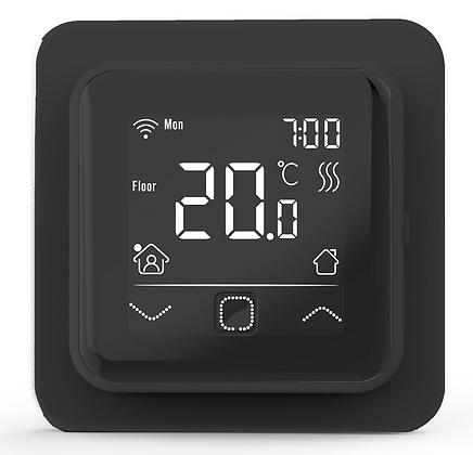 Termostat TVT 40 čierny