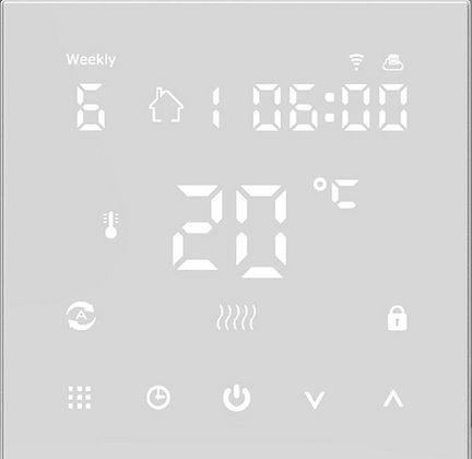 Termostat TVT45