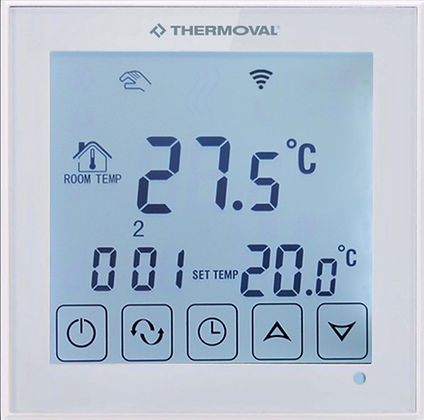 Termostat TVT 31 WiFi