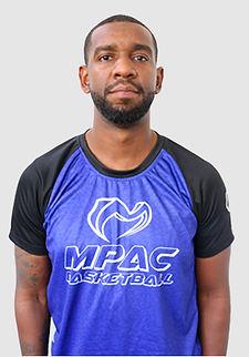 Coach Anthony Washington