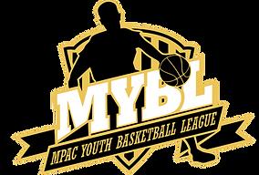 Youth Basketball League Logo