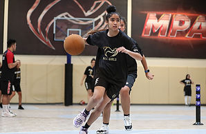 All Girls Basketball Dubai