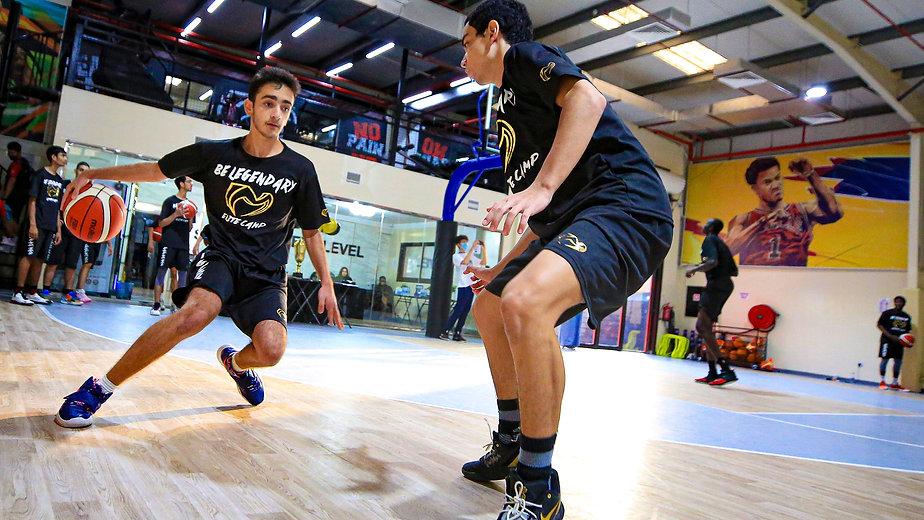 Elite Basketball Camp in Dubai