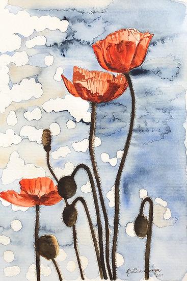 """Print """"Flores"""""""