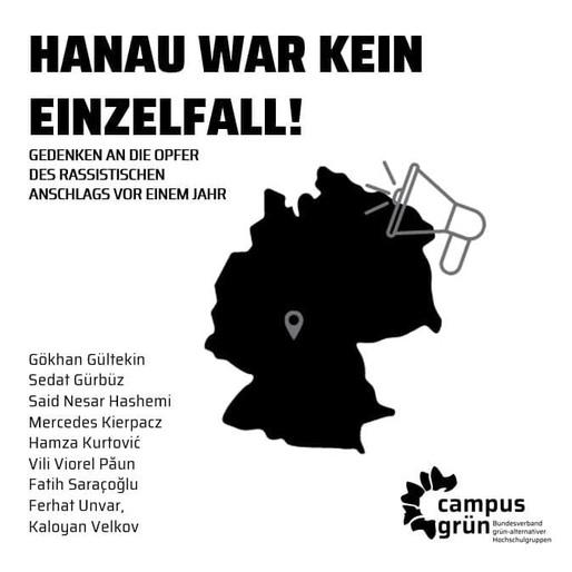 Hanau war kein Einzelfall!