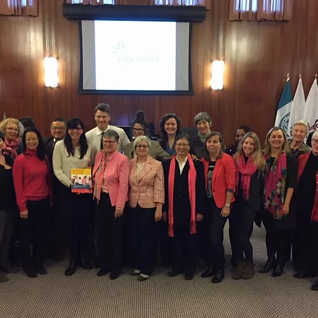 Vancouver's Gender Equality Strategy Unanimously Approved
