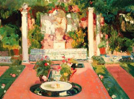 Sorolla, un jardín para pintar