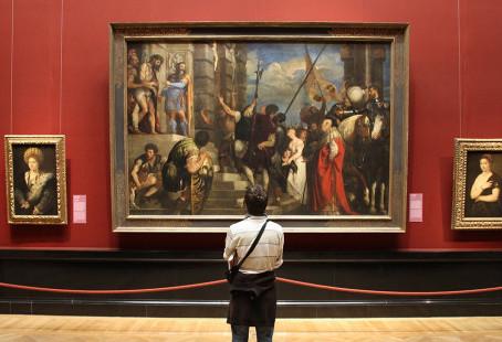 Como el arte es terapéutico, algunos médicos recetan ir al museo.