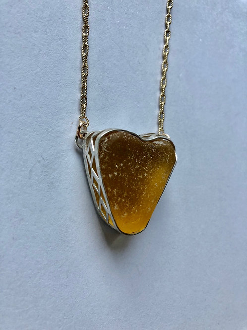 Warm Heart Necklace