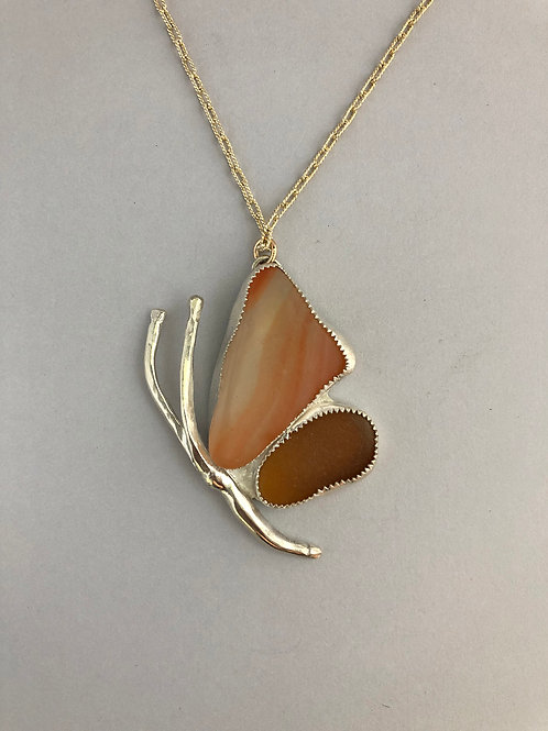 Good Harmony Butterfly Necklace