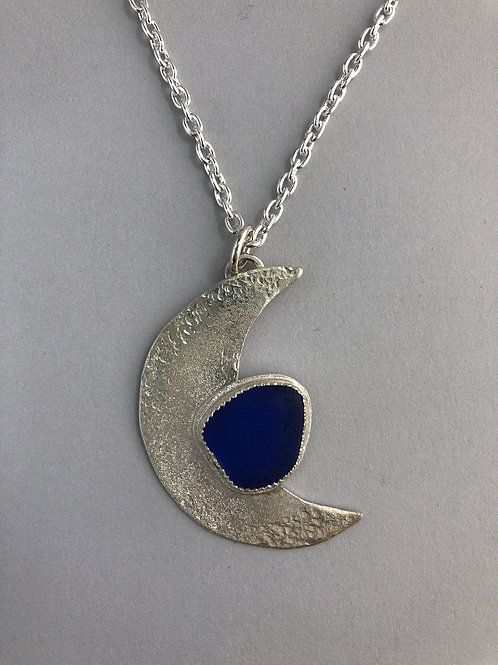 I Hung the Moon For You Necklace