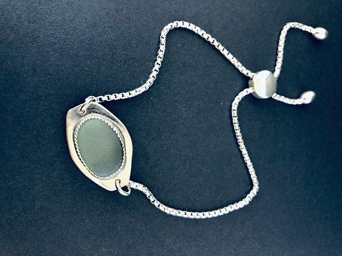 Romantic Gray Bracelet