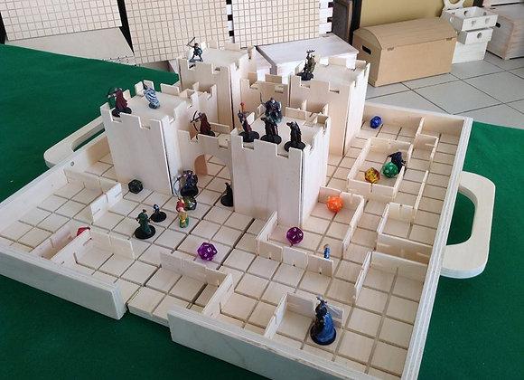 3D Castle Modules