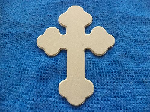 Δ23 Σταυρός με Καμπύλες 33x26