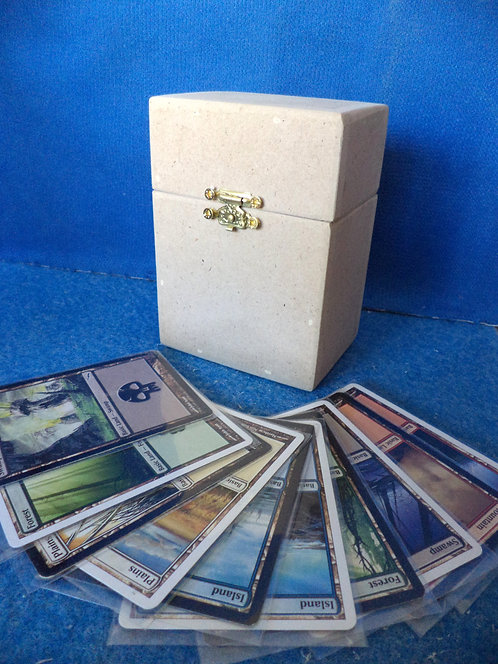 MTG Deck Box with Clip