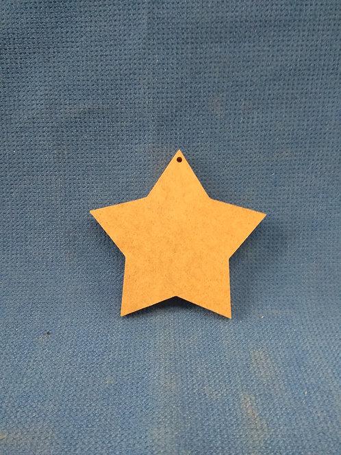 Α7 Στολιδι αστερι 5 ακτινες 9εκ υψος