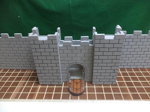 DM's Castle Screen (Screen+Dice Tower+Storage)
