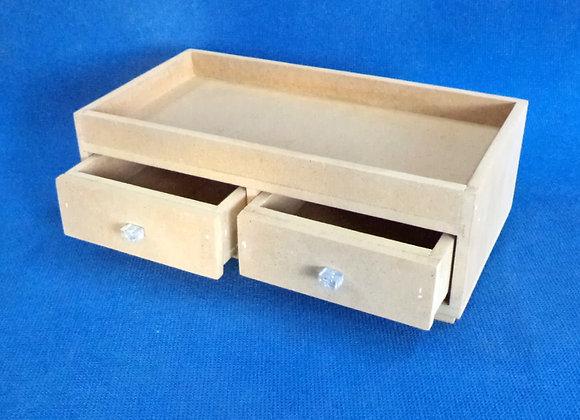 Z52 Κουτακι με 2 Συρταρια 30χ16χ10