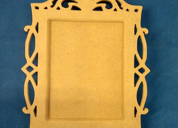 Ν2 Καθρέπτης CNC 40χ30(22x17εσωτερικα)