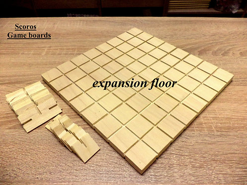 Expansion floor